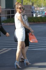 MARIA MENOUNOS Leaves ULTA in Los Angeles