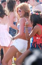 BELLA THORNE at Coachella Music Festival, Day 1