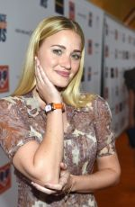 AJ MICHALKA at 2015 Race to Erase MS Event in Century City