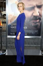 ISABEL LUCAS at The Water Diviner Premiere in Hollywood