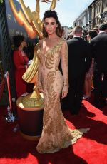 JACQUELINE MACINNES WOOD at 2015 Daytime Emmy Awards in Burbank