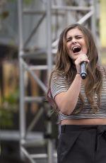 JACQUIE LEE at 2015 Radio Disney Music Awards in Los Angeles