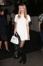 JAIME KING Leaves Chateau Marmont in West Hollywood