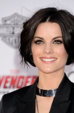 JAIMIE ALEXANDER at Avengers: Age of Ultron Premiere in Hollywood