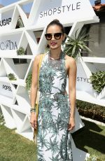 JAMIE CHUNG at Popsugar and CFDA Brunch with Mara Hoffman in Palm Springs