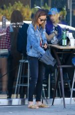 JAMIE CHUNG Out for Lunch in Beverly Hills
