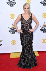 JAMIE LYNN SPEARS at Academy of Country Music Awards 2015 in Arlington