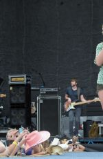 JAMIE LYNN SPEARS Performs at Country Thunder USA, Day 3 in Florence