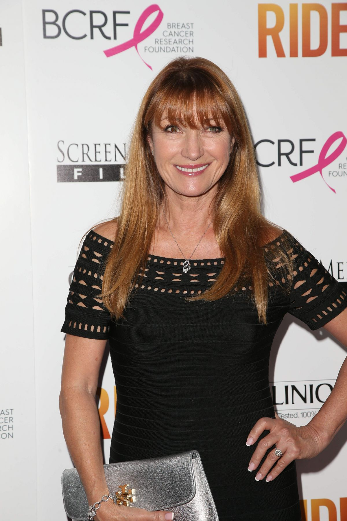 JANE SEYMOUR at Ride Premiere in Los Angeles
