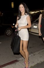 JAYDE NICOLE Leaves Toca Madera Mexican Restaurant in West Hollywood