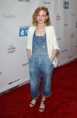 JAYMA MAYS at Milk + Bookies 2015 Story Time Celebration in Los Angeles
