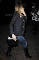 JENNIFER ANISTON Leaves Her Hotel in New York 04/29/2015