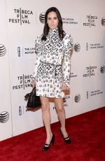 JENNIFER CONNELLY at Aloft Premiere at Tribeca Film Festival in New York