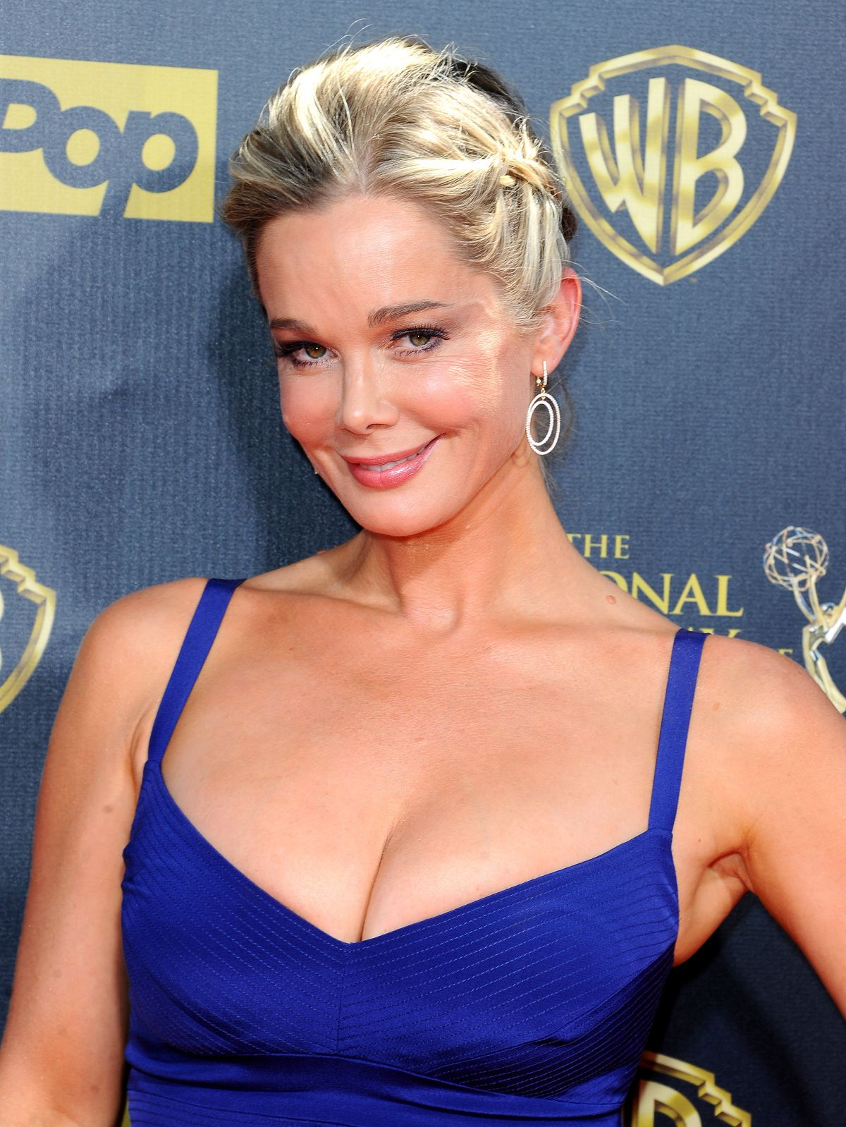 JENNIFER GAREIS at 2015 Daytime Emmy Awards in Burbank