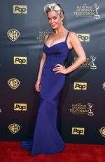 JENNIFER GAREIS at 2015 Daytime Emmy Awards in Burbank