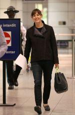 JENNIFER GARNER at Pierre-elliot Trudeau Airport in Montreal 04/29/2015