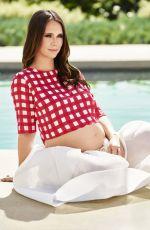 JENNIFER LOVE HEWITT in American Baby Magazine, May 2015 Issue