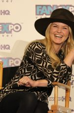 JENNIFER MORRISON at Celebrity Q&A at Fan Expo 2015 in Vancouver