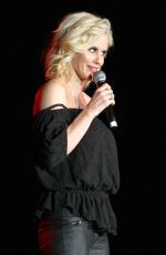 JENNY MCCARTHY Performs at Valley Forge Casino Resort in King of Prussia