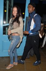 JESS IMPIAZZI Leaves Guildford in Surrey 04/24/2015