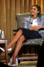 JESSICA ALBA at Honest Company Q&A in Beverly Hills