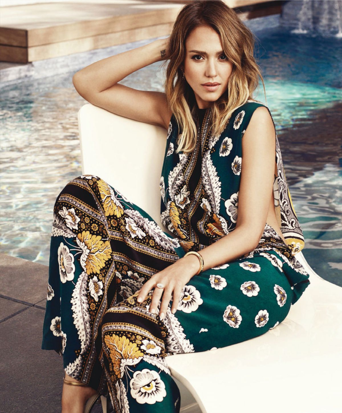 JESSICA ALBA in More Magazine, May 2015 Issue - HawtCelebs ...