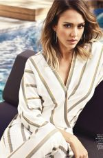 JESSICA ALBA in More Magazine, May 2015 Issue