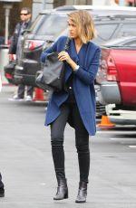 JESSICA ALBA Leaves Hair Salon in Beverly Hills 04/24/2015