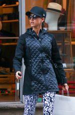 JESSICA ALBA Leaves Meg Cohen Design Shop in Soho