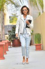 JESSICA ALBA Out Shopping in Santa Monica 04/25/2015
