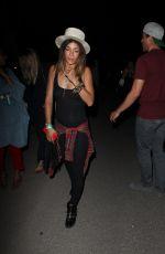 JESSICA SZOHR at Neon Carnival at Coachella Music Festival
