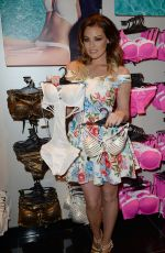JESSICA WRIGHT at Her New Bikini Range Launch in Manchester