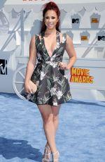 JILLIAN ROSE REED at 2015 MTV Movie Awards in Los Angeles