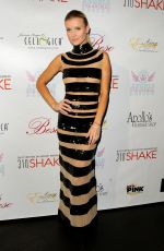 JOANNA KRUPA at Charity Poker Birthday Party at Beso Restaurant in Los Angeles