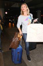 JOANNA KRUPA at Los Angeles International Airport