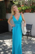 JOANNA KRUPA Out for Lunch in Beverly Hills 04/29/2015
