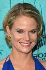 JOELLE CARTER at Justified and Fearless Season Premiere in Los Angeles