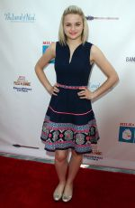 JOEY KING at Milk + Bookies 2015 Story Time Celebration in Los Angeles