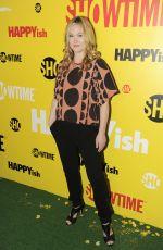JULIA STILES at Happyish Series Premiere in New York