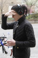 JULIANNA MARGULIES Out and About in New York 04/22/2015