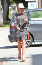 JULIANNE HOUGH Out and About ni Los Angeles