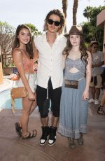 KAITLYN DEVER at Just Jared Coachella Festival Party in Indio