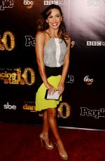 KARINA SMIRNOFF at Dancing with the Stars 10th Anniversary in West Hollywood