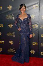 KARLA MOSLEY at 2015 Daytime Emmy Awards in Burbank