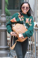 KARREUCHE TRAN Out and About in Los Angeles 04/23/2015