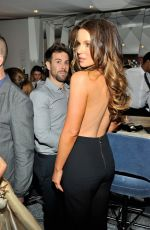 KATE BECKINSALE at Victoria Beckham Collection Dinner in Beverly Hills