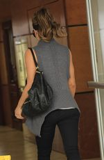 KATE BECKINSALE Out with a Friend in Beverly Hills