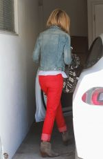 KATE HUDSON Out and About in Beverly Hills