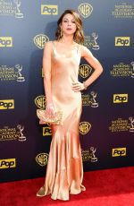 KATE MANSI at 2015 Daytime Emmy Awards in Burbank