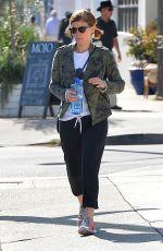KATE MARA Leaves a Gym in Los Angeles